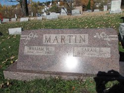 Sarah E Martin