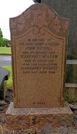 Margaret <I>McLean</I> Cuthill