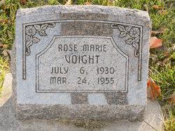 Rose Marie Voight