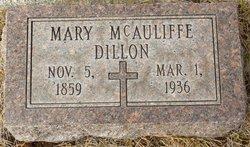 Mary McAuliffe Dillon