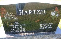 Rex M Hartzel
