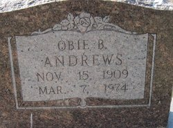 Obie B Andrews