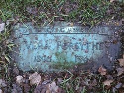 Vera Edna <I>McKenzie</I> Forsythe