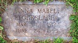 Anna Mabel <I>Grayson</I> Stockslager