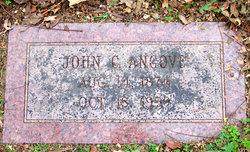 John Charles Angove