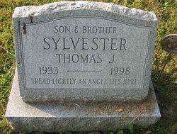 Thomas J Sylvester