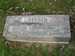 Beverly L. <I>Preston</I> Griffin