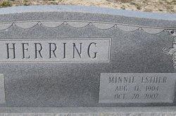 Minnie Esther Herring