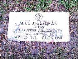 "Michael Joseph ""Mike"" Guseman"
