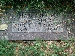 Margaret M Gallaher