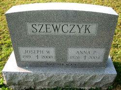Anna P Szewczyk