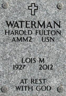 Lois May Waterman