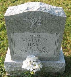 Vivian P Hare