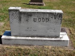 Clyde J Wood