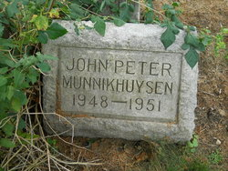 John Peter Munnikhuysen