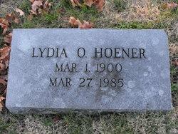 Lydia O. Hoener