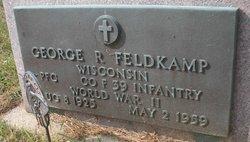 George R Feldkamp