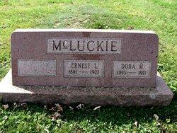 Dora <I>Malcolm</I> McLuckie