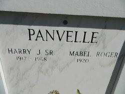 Harry Joseph Panvelle, Sr