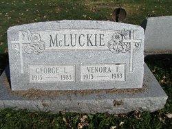 George L McLuckie