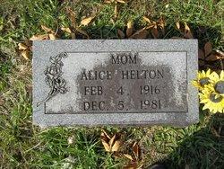 Alice Helton