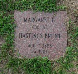 """Margaret G """"Dolly"""" Brunt"""