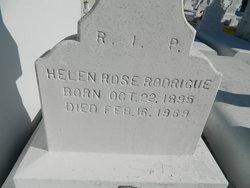 Helen Melanie <I>Rose</I> Rodrigue
