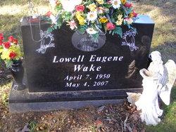 Lowell Eugene Wake
