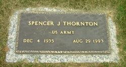 Spencer J Thornton