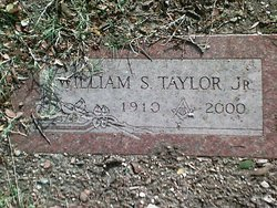 William S Taylor, Jr