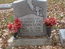 Desmond Ray Johnson