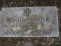 Donald L Carter
