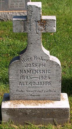 Joseph Namensnig