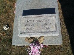 Roy W Sheridan