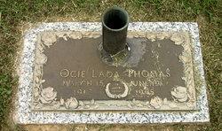 Ocie Lada Thomas
