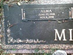 Alma Florence <I>Elliott</I> Mitchell