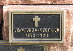Crawford M. Scott, Jr