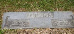 Catherine <I>Clemens</I> Kifer