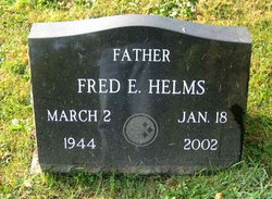 Fred E Helms