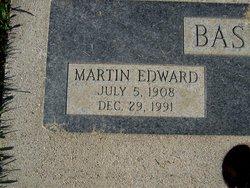 Martin Edward Basner