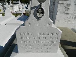 Raoul Molaison