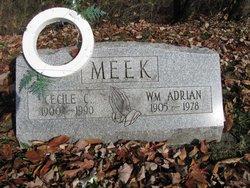 Cecile C Meek