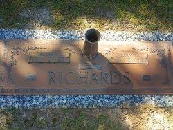 Ruby Lee <I>Holifield</I> Richards