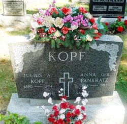 Julius A. Kopf