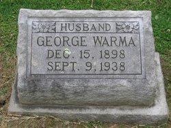 George Martin Warma