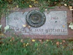 M Jane Mitchell