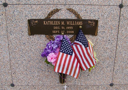 Kathleen M Williams