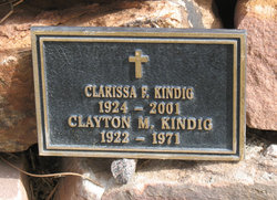 Clayton M. Kindig