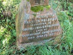 Henrietta Frances Halahan