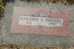 Marjorie Elizabeth <I>Schmeer</I> Malaer